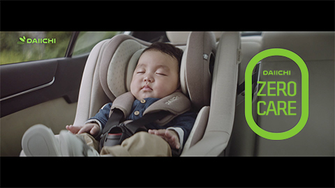 Daiichi carseat's crash tests